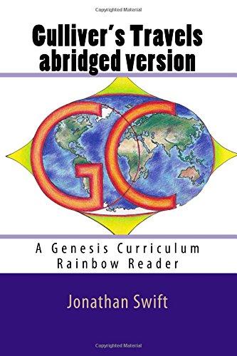 9781517139933: Gulliver's Travels abridged version: A Genesis Curriculum Rainbow Reader (Indigo Series) (Volume 3)