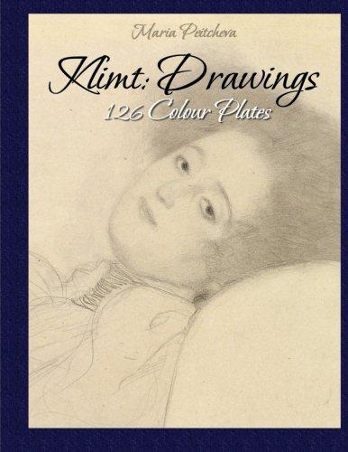 9781517153649: Klimt: Drawings 126 Colour Plates