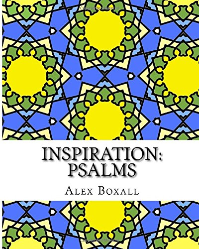 9781517153885: Inspiration 2 - Psalms: An Adult Coloring Book for Christians: Volume 2
