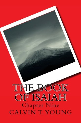 9781517173135: The Book Of Isaiah: Chapter Nine