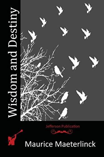 9781517174835: Wisdom and Destiny