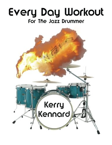 9781517179625: Every Day Workout for the Jazz Drummer