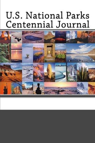 9781517183608: U.S. National Parks Centennial Journal