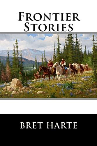 9781517183707: Frontier Stories