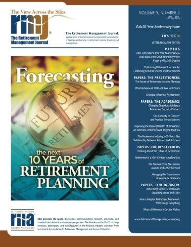 The Retirement Management Journal: Vol. 5, No.: Powell III, Robert
