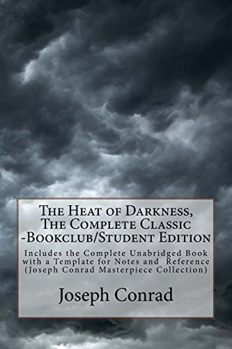 9781517204907: The Heat of Darkness: The Complete Classic