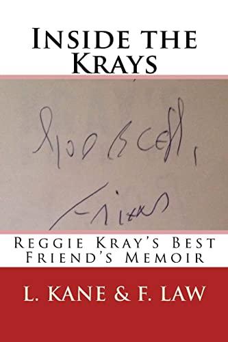 9781517210625: Inside the Krays: Reggie Kray's Best Friend's Memoir