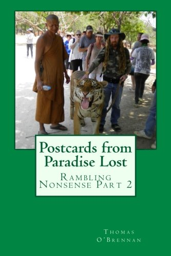 9781517211080: Postcards from Paradise Lost: Rambling Nonsense Part 2 (Volume 2)