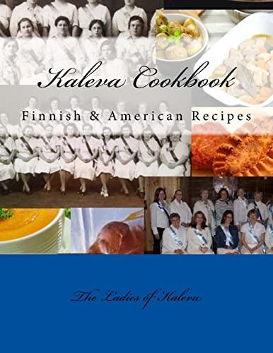 9781517211479: Kaleva Cookbook