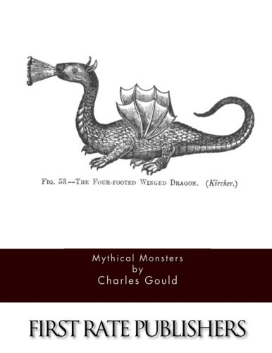9781517221218: Mythical Monsters