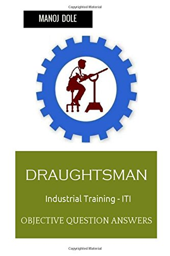 9781517228378: Draughtsman Industrial Training - ITI: Objective Question Answers