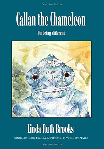 9781517230067: Callan the Chameleon: On being different