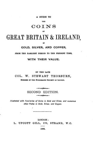 9781517230104: A Guide to the Coins of Great Britain and Ireland (1888)