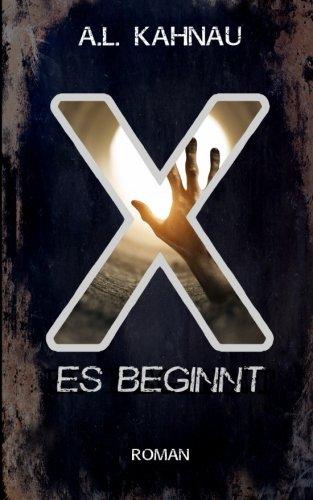 9781517230944: X: Es beginnt: Volume 1
