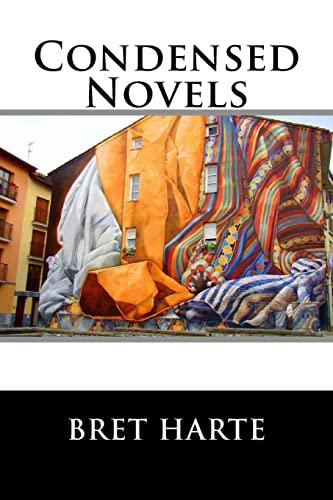 9781517241995: Condensed Novels