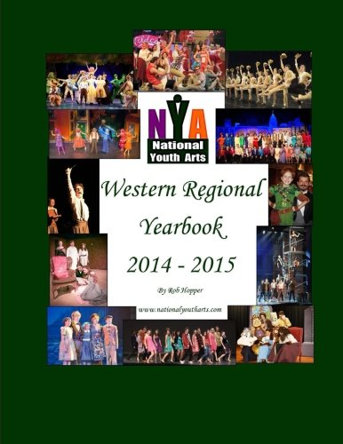 9781517254100: NYA Western Regional Yearbook 2014-2015