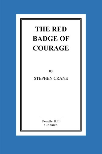 The Red Badge of Courage (Paperback): Stephen Crane