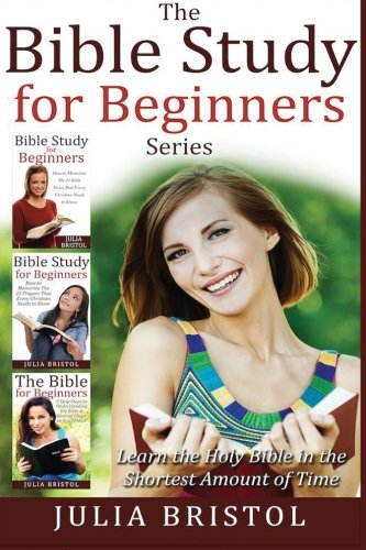 9781517276621: The Bible: The Bible Study for Beginners Series (3 Titles in 1) (The Bible, Bible Study, Bible, Holy Bible)