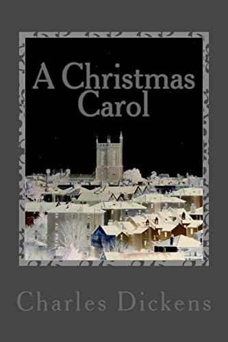 9781517282059: A Christmas Carol: A Novella