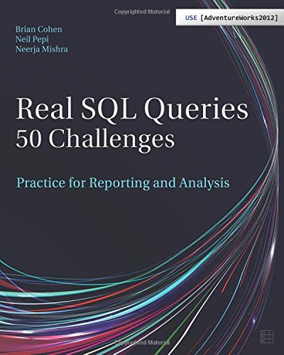 9781517290702: Real SQL Queries: 50 Challenges