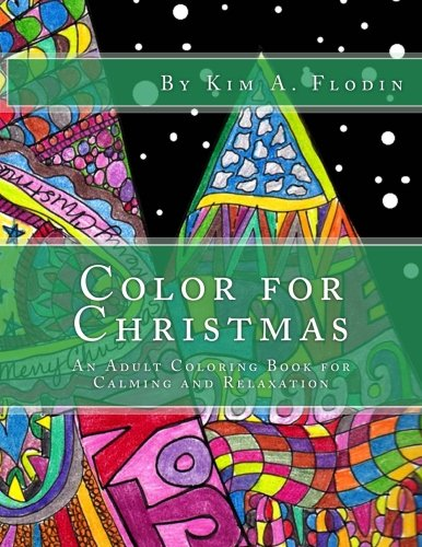9781517291464: Color for Christmas: An Adult Coloring Book