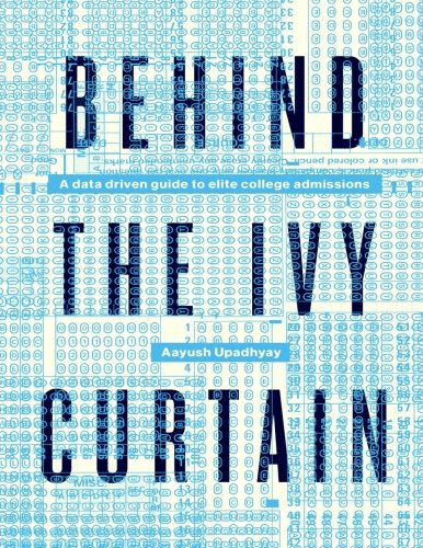 9781517293147: Behind The Ivy Curtain: A Data Driven Guide to Elite College Admissions