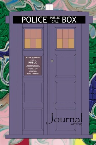 9781517300043: Journal: writing (Journal: writing: Police Box)
