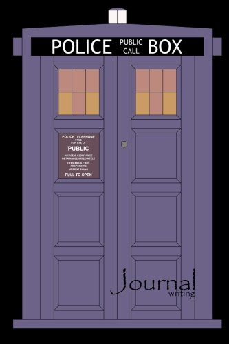 9781517300296: Journal: writing (Journal: writing: Police Box)