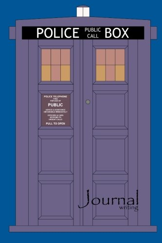 9781517301729: Journal: writing (Journal: writing: Police Box)