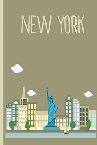 9781517317058: New York Travel Journal: Wanderlust (Wanderlust Journals Collection)