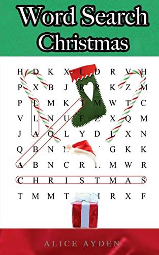 9781517318956: Word Search: Christmas