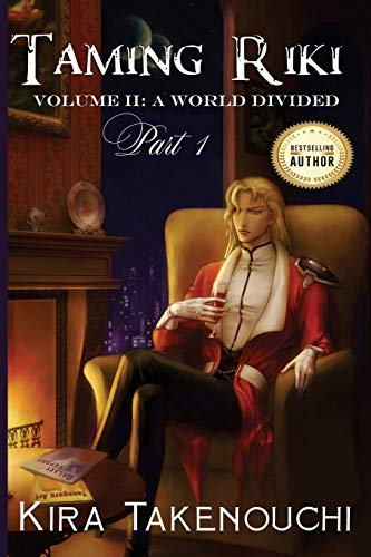 9781517320416: Taming Riki Volume II: A World Divided, Part 1 (Volume 2)