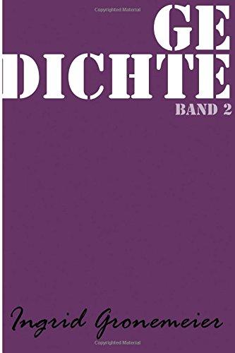 9781517323295: Gedichte Band 2