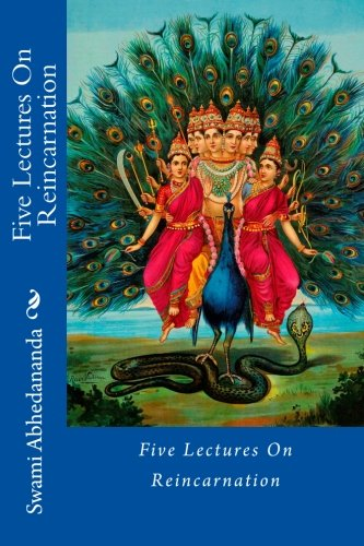 9781517330996: Five Lectures On Reincarnation