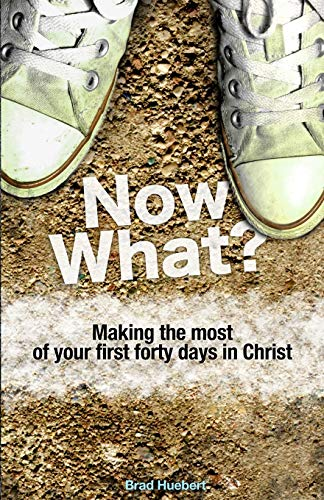 9781517333836: Now What?: Making the Most of Your First Forty Days in Christ
