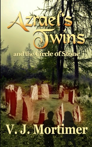 9781517336646: Azrael's Twins and the Circle of Stone: Book Two of the Nearworld Tales (Volume 2)