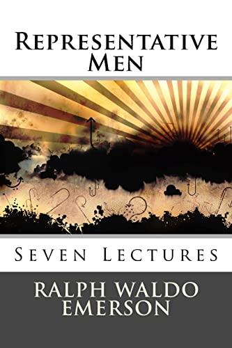 9781517345853: Representative Men: Seven Lectures