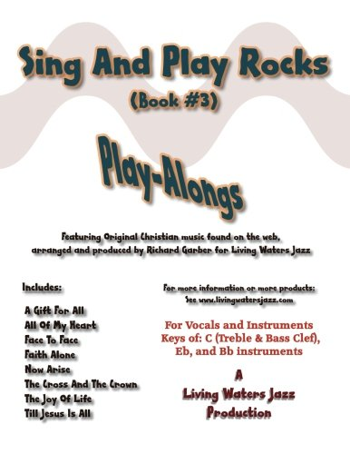 9781517346362: Sing And Play Rocks, Book #3