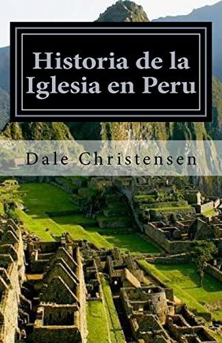 9781517356064: Historia de la Iglesia en Peru: History of the Church in Peru