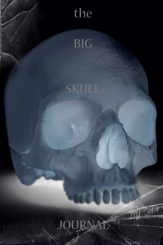 9781517362706: Big Skull Journal: Gothic Blank Book Notebook (Your Dark Rambles) (Volume 1)