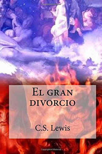 9781517365080: El gran divorcio (Spanish Edition)