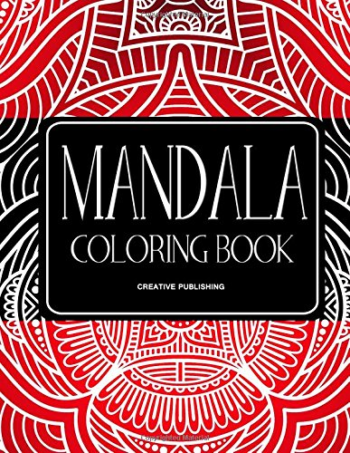 9781517368890: Mandala Coloring Book: Creative Publishing - The Best Coloring Books For Adults: Volume 2