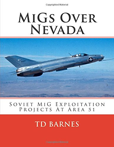 9781517369934: MiGs Over Nevada