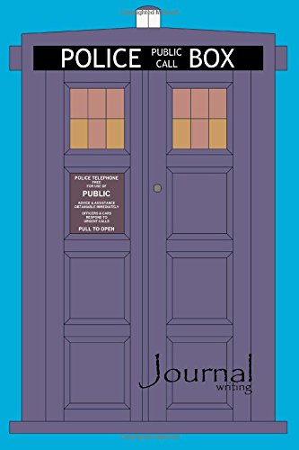 9781517370121: Journal: writing (Journal: writing: Police Box)