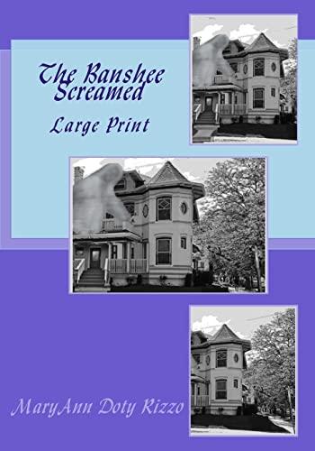 9781517374518: The Banshee Screamed: Large Print (Marika's Celtic Creatures) (Volume 1)