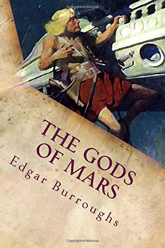 9781517378929: The Gods of Mars: Illustrated