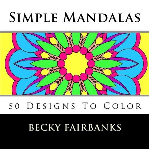 9781517380113: Simple Mandalas