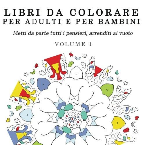 9781517380496 libri da colorare per adulti e per bambini