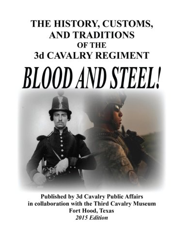 9781517381103: Blood and Steel 2015 (Volume 76)