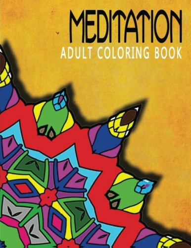 9781517411039: MEDITATION ADULT COLORING BOOK - Vol.7: adult coloring books (Volume 17)